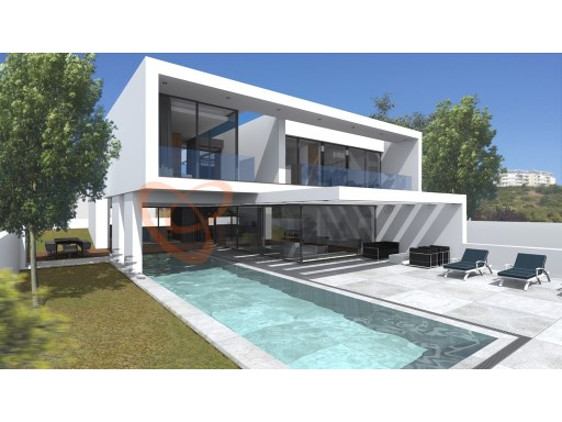 Off Plan Villas for sale in Albufeira, Algarve, close to the beach, Albufeira Centre and Marina. | 4 Bedrooms | 4WC