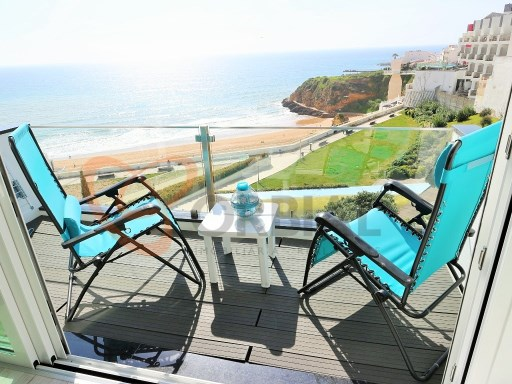 Fantastic Studio apartment with sea view and few meters from the beach of Albufeira  | 0 Bedrooms | 1WC