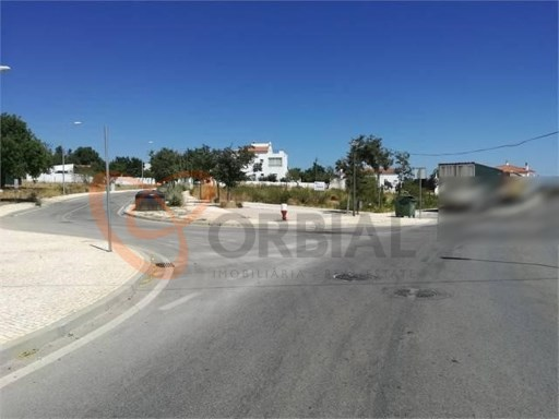 Plot of urban land for sale in Ferreiras, Albufeira. |