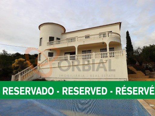 Villa with 5 bedrooms and pool in Paderne, Albufeira, Algarve. | 5 Bedrooms | 5WC
