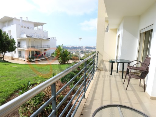 Buy Apartment in Albufeira furnished with pool and garage  | 1 Bedroom | 1WC