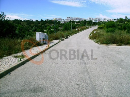 Plot of land for sale in Albufeira |