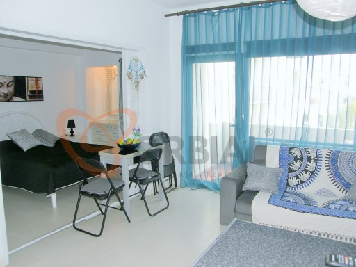 Studio apartment for sale in Albufeira near the beaches and trade  | 0 Bedrooms | 1WC