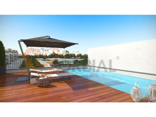 Luxury Villa for sale in Albufeira | 3 Bedrooms | 3WC