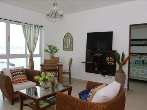 ID 2745 sale / apartment for rent Amador Causeway | 2 Bedrooms | 2WC