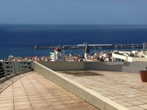 Magnificent Five bedroom penthouse apartment in the centre of Funchal  | 5 Bedrooms