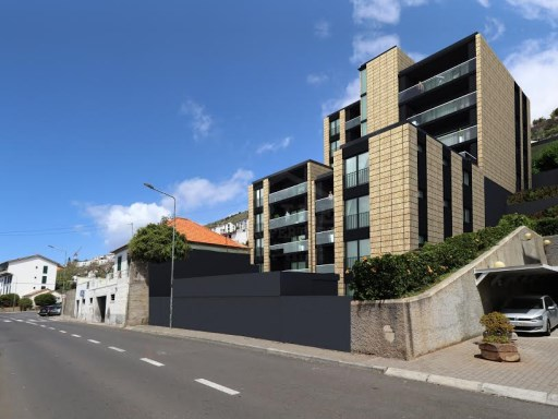 Modern contemporar apartments in Funchal  | 3 Bedrooms | 2WC