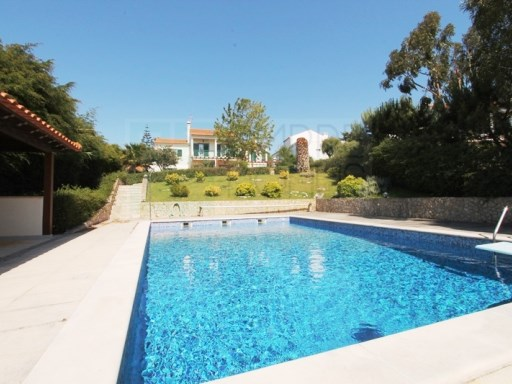 Villa with 6 bedrooms, good areas, with pool and garden, Miragaia, Lourinhã | 6 Bedrooms