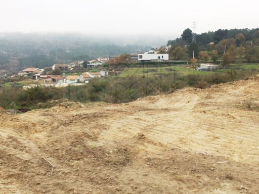 Terreno con 6.000 m2 in Mondrões, Vila Real  |