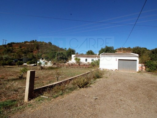 Rustic 5 beds house for sale in a plot of 29.332 sqm in Santa Catarina (Tavira – Algarve) – Great potential! | 5 спальни | 3WC