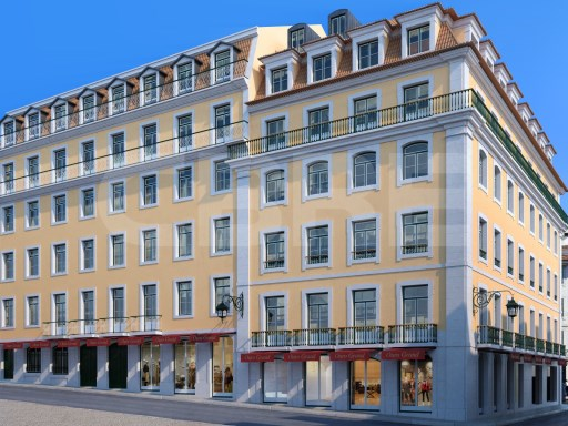 FLATS FOR SALE IN DOWNTOWN LISBON