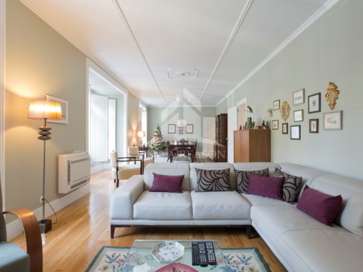 +1 apartment in central Lisbon | 5 Bedrooms | 5WC