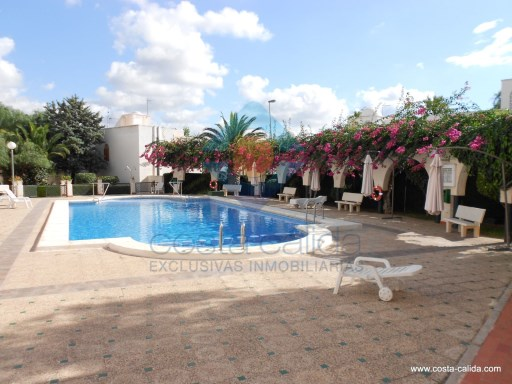 3 BEDROOMS IN A RESIDENTIAL WITH POOL IN EL ALAMILLO, PUERTO DE MAZARRON. | 3 Zimmer | 1WC