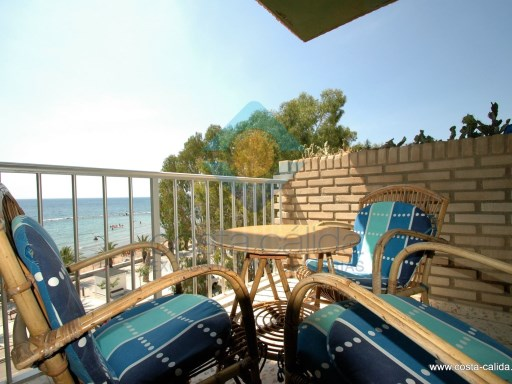 3 bedrooms waterfront apartment in the beach of Rihuete. | 3 Bedrooms | 1WC