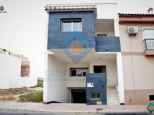 Playasol:  3 Bedrooms house with garage and solarium. | 3 Bedrooms | 2WC