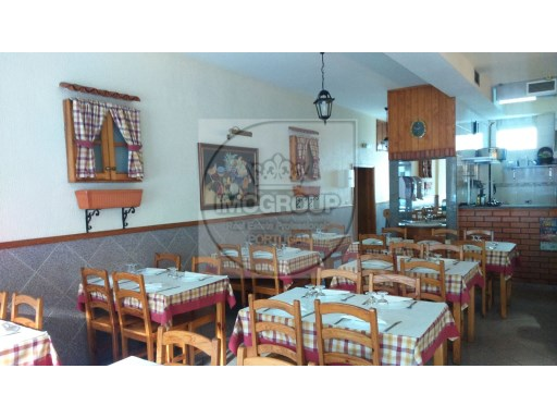 Restaurant for Sale with stuffing |