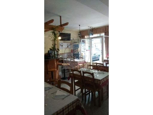 Restaurant for Sale with stuffing%4/7