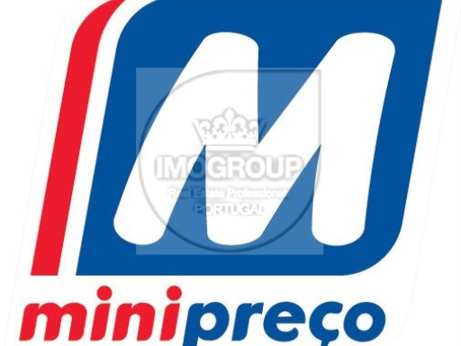 Mini market Pingo Doce-commercial Surface working for 40 years with a good portfolio of loyal customers |