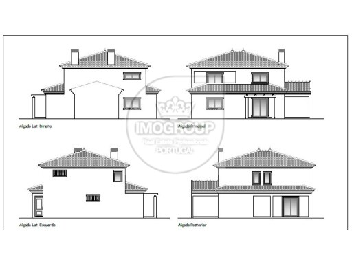 House 4 bedrooms in construction choose your finishes | 4 Bedrooms | 3WC