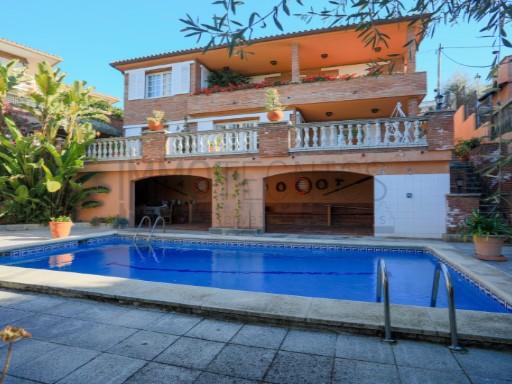House - Caldes d'Estrac - GV-218 - IMMOTECNICS Real Estate