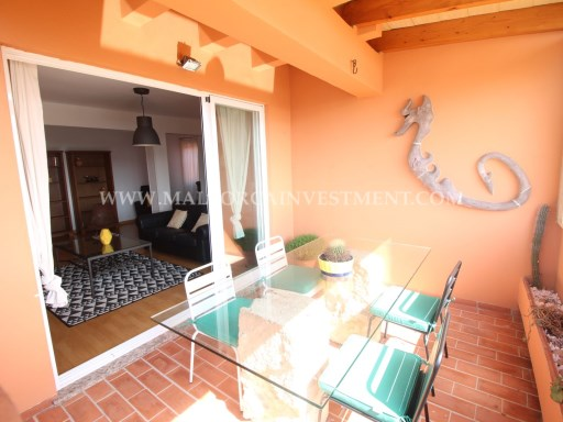 For sale penthouse in Coll d' Rabassa, Palma. Mallorca real estate Investment  | 2 Bedrooms | 1WC