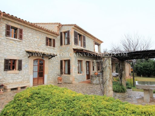 FARM HOUSE IN BINISSALEM  FOR SALE, PALMA. MALLORCA INVESTMENT REAL ESTATE   | 3 Bedrooms | 2WC