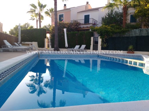 IS VILLA TERRACED HOUSE IN PORTALS NOUS, CALVIÁ - MALLORCA INVESTMENT REAL ESTATE FOR SALE | 5 Bedrooms | 3WC