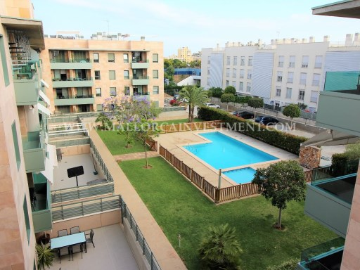 IT SELLS PENTHOUSE  IN PALMA. REAL ESTATE MALLORCA INVESTMENT  | 4 Bedrooms | 2WC