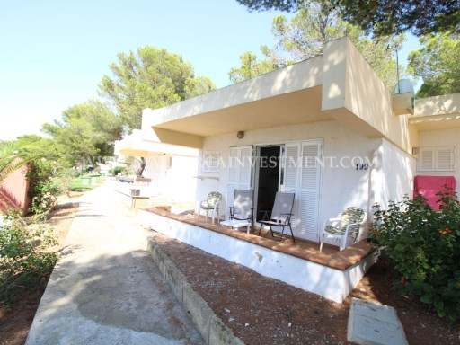 BUNGALOW IN VERKAUF IN TOLLERIC, LLUCMAJOR, IMMOBILIEN MALLORCA INVESTMENT  |  | 1WC