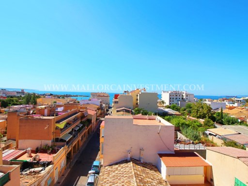 Penthouse for sale in Coll d´en Rabassa, Palma - Mallorca Investment Real Estate | 2 Bedrooms | 1WC