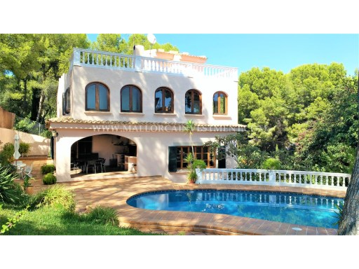 VILLA FOR SALE IN COSTA D'EN BLANES, CALVIA - MALLORCA INVESTMENT REAL ESTATE | 7 Bedrooms | 3WC