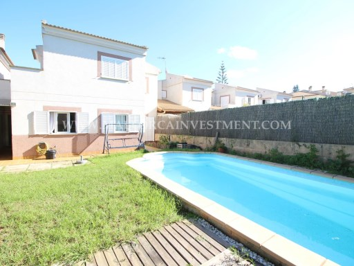 Terraced house for Sale Las Palmeras, Llucmajor. Mallorca Investment Real Estate | 3 Bedrooms | 2WC