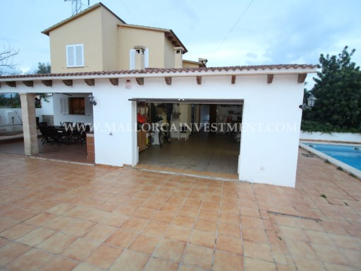 Chalet for sale in Pórtol Nou Marratxí, Mallorca real estate Investment | 5 Bedrooms | 3WC