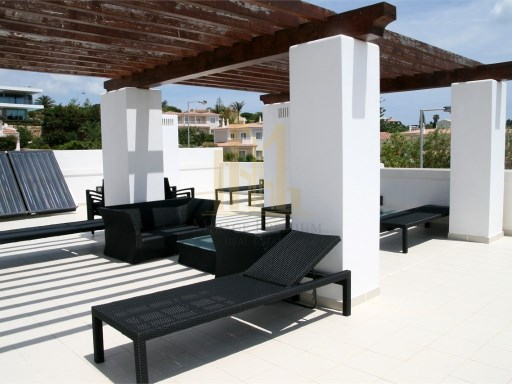 3 bedroom apartment with terrace in Luxury Resort on the beach front. Lagos, Algarve%2/26