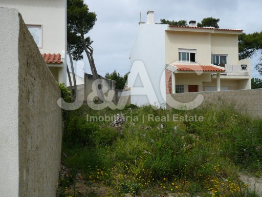Land plot with project House 3 bedrooms, front view 1%2/5