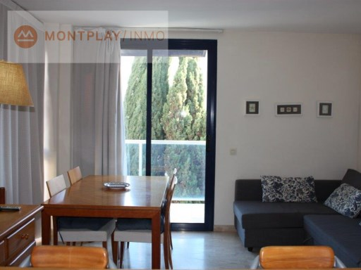 SEA VIEW APARTMENT FOR RENT IN CALAFELL | 2 Bedrooms | 1WC