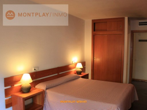 APARTMENT FOR RENT IN  COTA 1500 IN BAQUEIRA | 1 Bedroom | 1WC