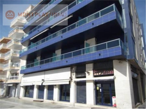 APARTMENT FOR SALE IN CALAFELL | 3 Bedrooms + 1 Interior Bedroom | 2WC