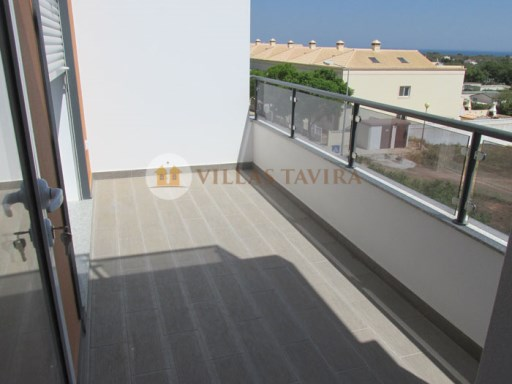 New 2 bedroom apartment with balconies and terrace in Conceição de Cabanas de Tavira | 2 Bedrooms | 2WC