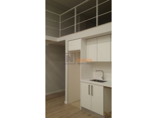 LOFT OPEN SPACE T1 + 1 COM MEZANINE |  | 1WC