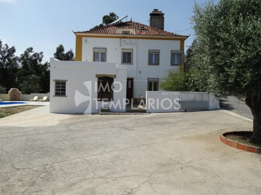 Villa 5 bedrooms with pool in Olalhas, Tomar%6/23