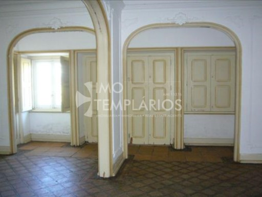 Villa V6 with 2269m2 of public place in Tramagal, Abrantes-100% Financing%26/53