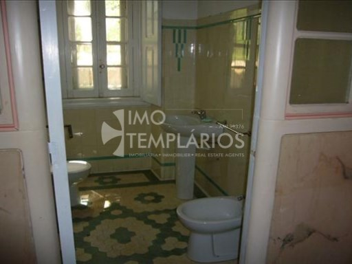 Villa V6 with 2269m2 of public place in Tramagal, Abrantes-100% Financing%52/53