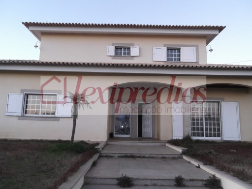 Detached House › Oliveira do Bairro | 6 Bedrooms