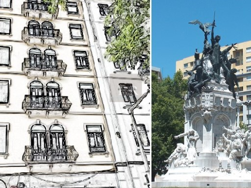 BUILDING TO RENOVATE IN PRIME AREA OF LISBON |