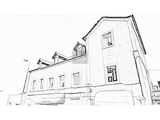 4-FLOOR BUILDING TO RENOVATE IN SINTRA FOR SALE |