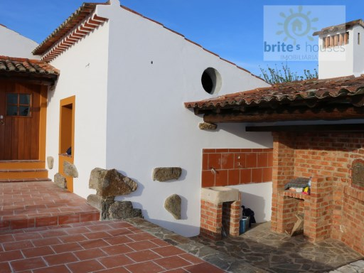 Stone house, S..Pedro/Tomar | 2 Bedrooms | 1WC