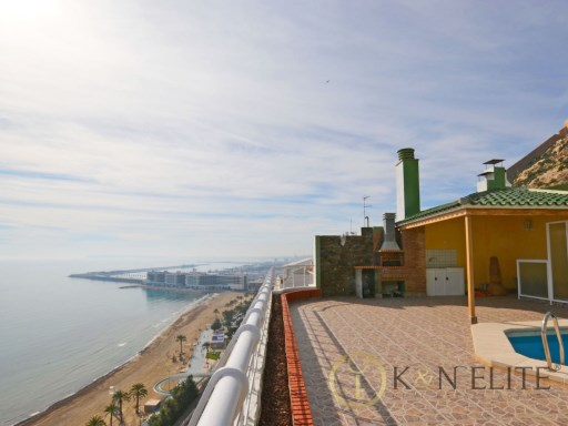 Exclusive Duplex Penthouse Facing the Mediterranean Sea