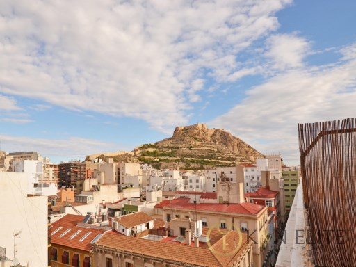 Fabulous Penthouse in Downtown Alicante | 2 Pièces | 1WC