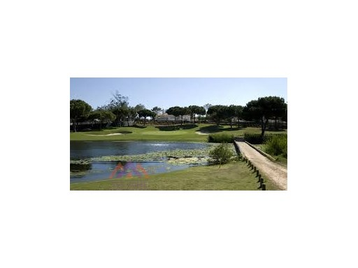 PLOT VILA SOL GOLF FRONT |